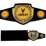 SHIELD CHAMPIONSHIP AWARD BELT Championship Belts & Chains
