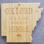 Arkansas Cutting Board Gift Items
