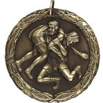 Wrestling Medal Awards