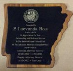 Arkansas Walnut Veneer Plaques Plaques