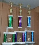 CHAMPION SERIES Sports Trophy Awards