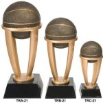 Basketball Tower Resin Trophies | Resin