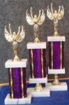 Elite Series Trophies Trophies | Traditional